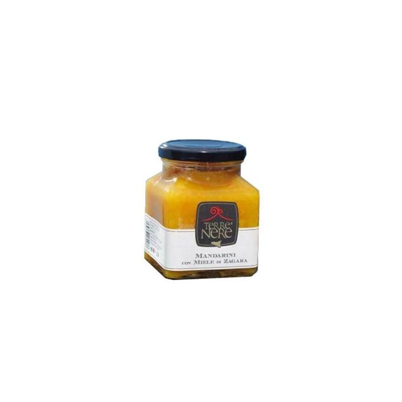 Mandarini con miele di zagare Gr. 240 -