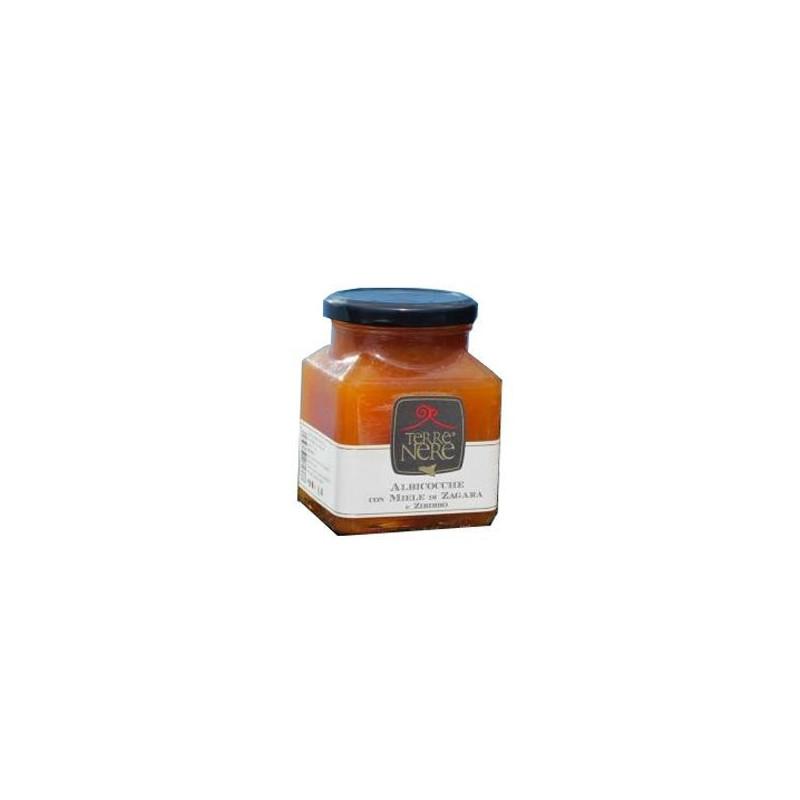 Albicocche con Miele di Zagara e Zibibbo Gr. 240 -