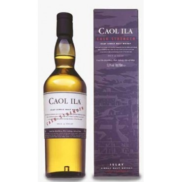 Whisky Caol Ila Cask Strength -