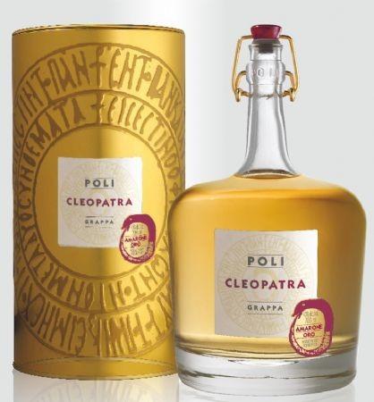 Poli Clepatra Grappa Amarone Oro