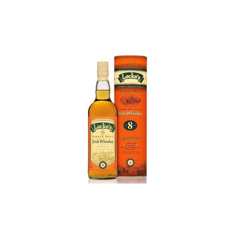 Whisky Locke's Irish 8 Anni -