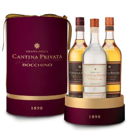 Bocchino Cantina Privata x 3 Gift Box