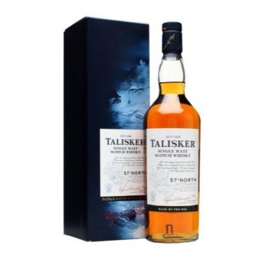 - Talisker 57° North Single Malt Scotch Whisky