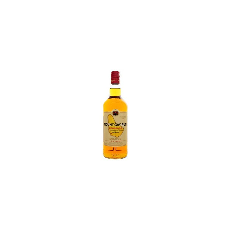 Mount Gay Rum Eclipse Barbados -
