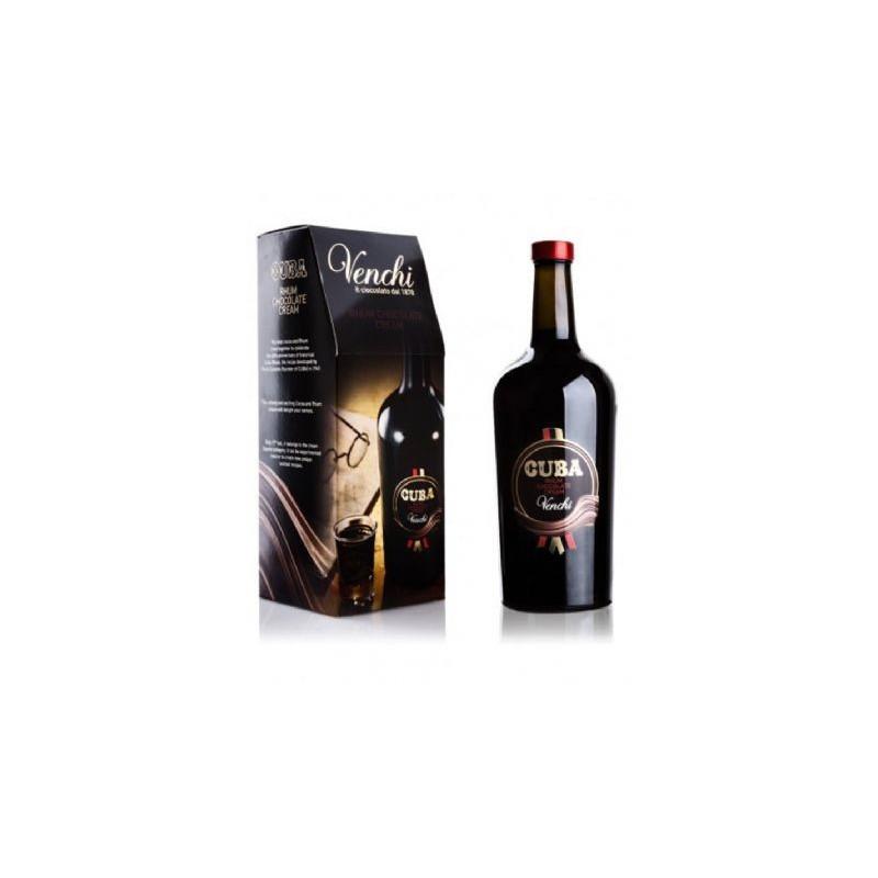 Venchi Cuba Rhum Chocolate Cream -