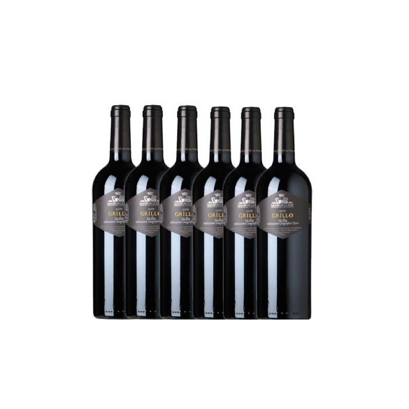 Sallier de la Tour Grillo - Offerta 6 Bottiglie -