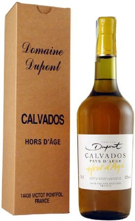 Domaine Dupont Calvados Hors d'Age