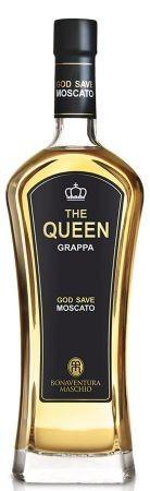 The Queen Grappa di Moscato