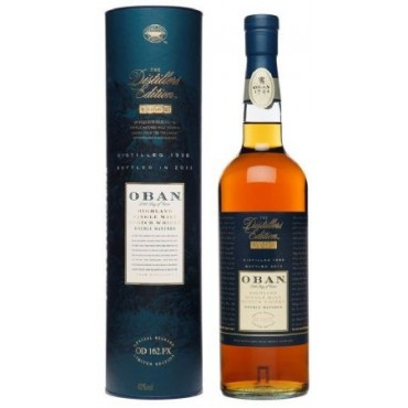 Oban The Distiller's Edition 1998 -