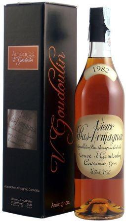 Bas-Armagnac Goudoulin 1982