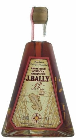 J. Bally Rum Pyramide 12 Ans Agricole