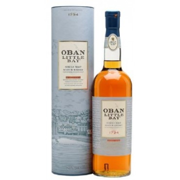 Oban Whisky Little Bay -