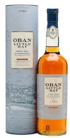 Oban Whisky Little Bay