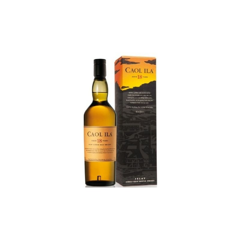 Whisky Caol Ila 18 Years Old Single Malt -