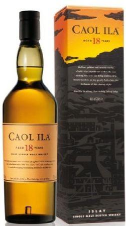 Caol Ila 18 Years Old Single Malt
