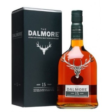Whisky Dalmore Single Malt 15 Years Old -