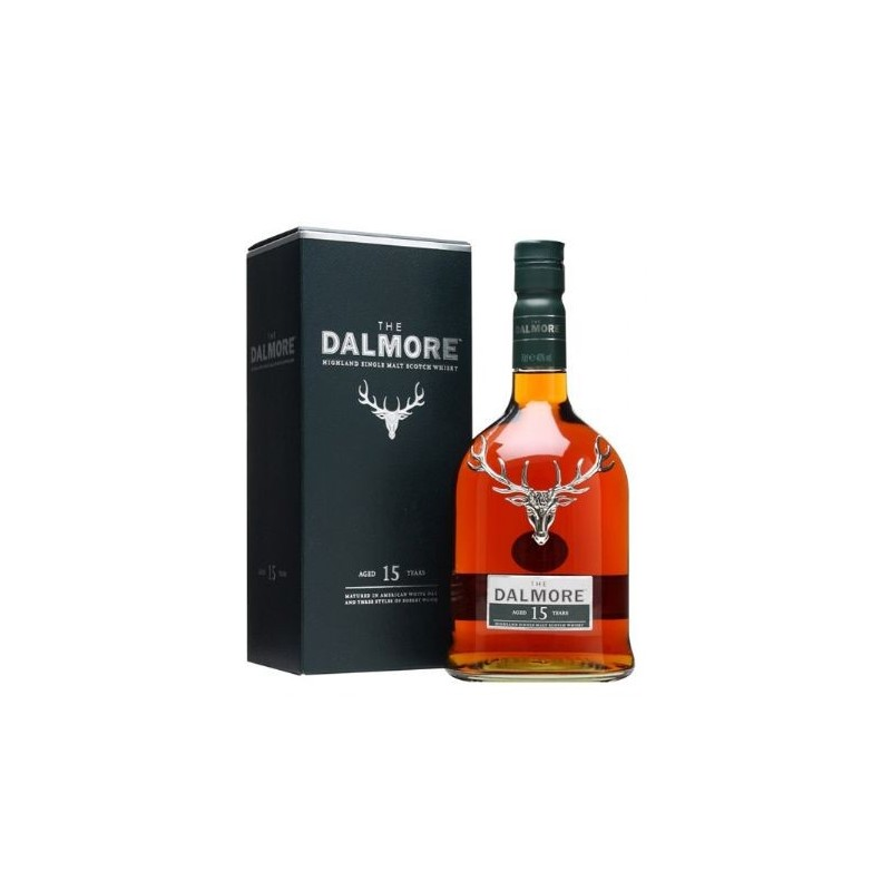 Dalmore Single Malt Whisky 15 Years Old -