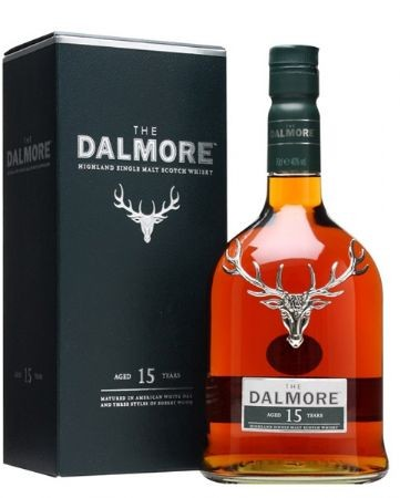 Dalmore Single Malt Whisky 15 Years Old