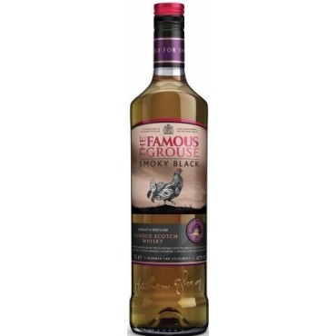 The Famous Grouse Smoky Black -