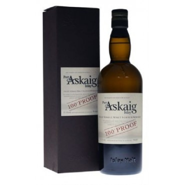 Whisky Port Askaig 100° Proof 57,1° -