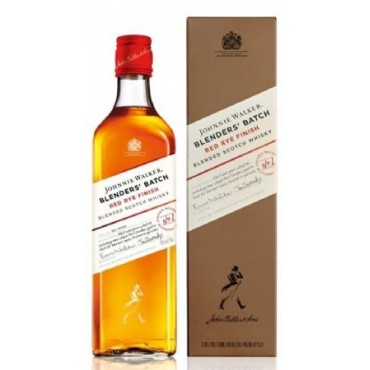 Johnnie Walker Red Rye -