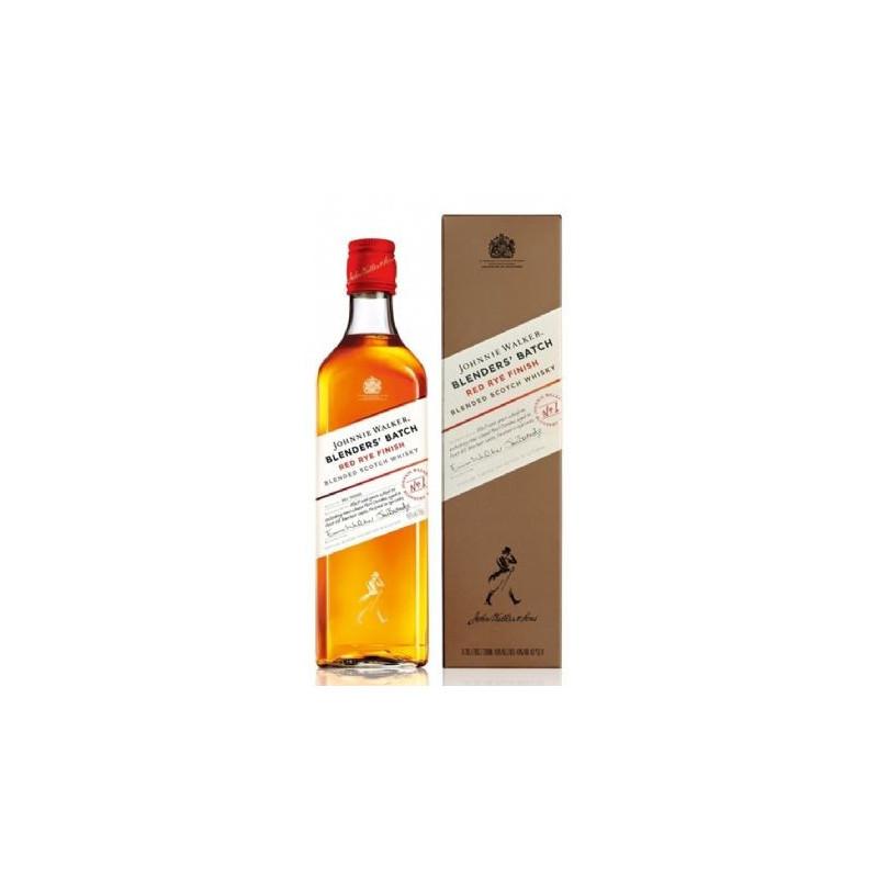Whisky Johnnie Walker Red Rye -