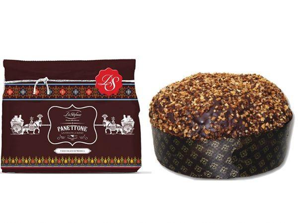 Di Stefano Panettone al Cioccolato Siciliano Gr. 750