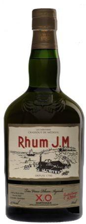 Rhum J.M. Tres Vieux Rhum Agricole X.O.