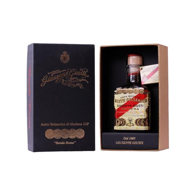 Aceto Balsamico Banda Rossa 5 Medaglie d'Oro -
