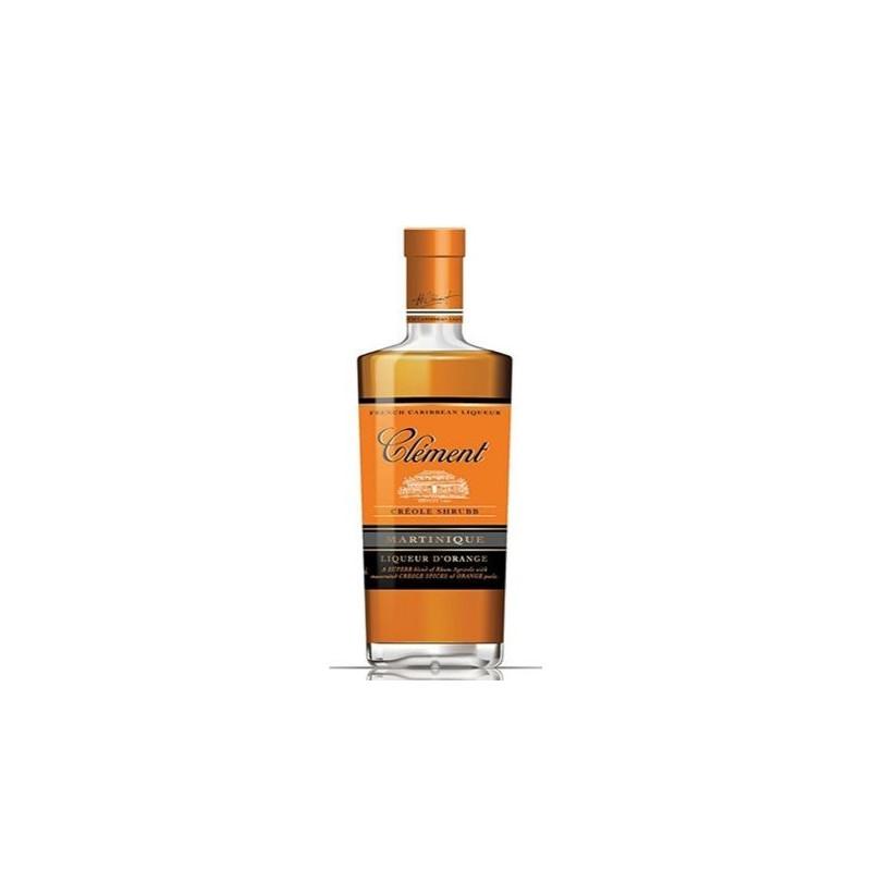 Rum Clement Créole Shrubb -