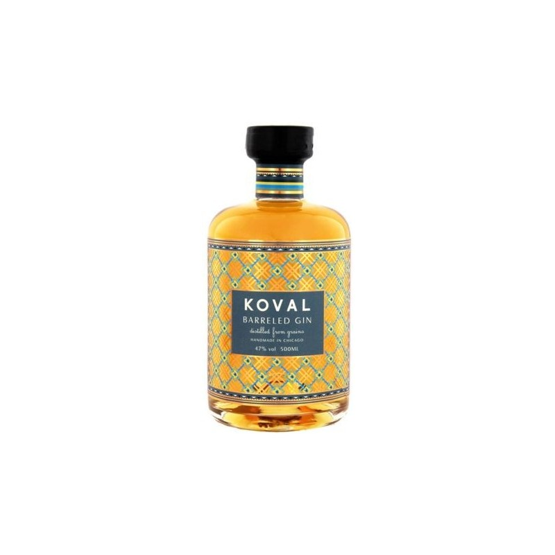 Koval Barreled Gin -