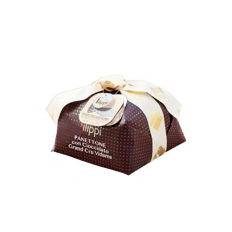 Filippi Panettone con Cioccolato Gran Cru Vidama -