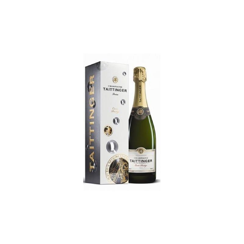 Taittinger Champagne Brut Cuvée Prestige -