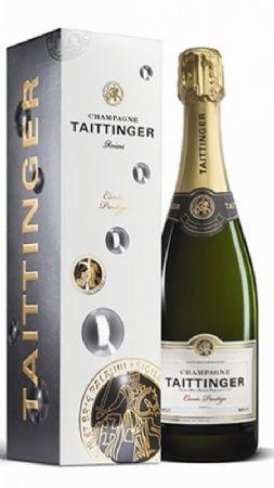 Taittinger Champagne Brut Cuvée Prestige