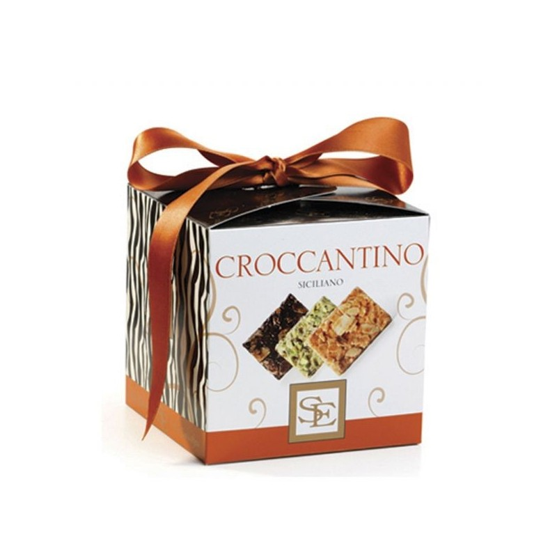 Croccantino Siciliano Assortito Gr. 105 -