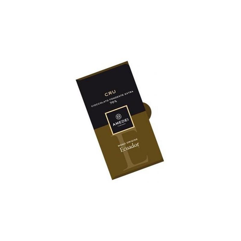 Amedei Cru - Cioccolato Mono Origine Ecuador -