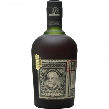 Rum Diplomatico Reserva Exclusiva Antiguo 12 Years Old -