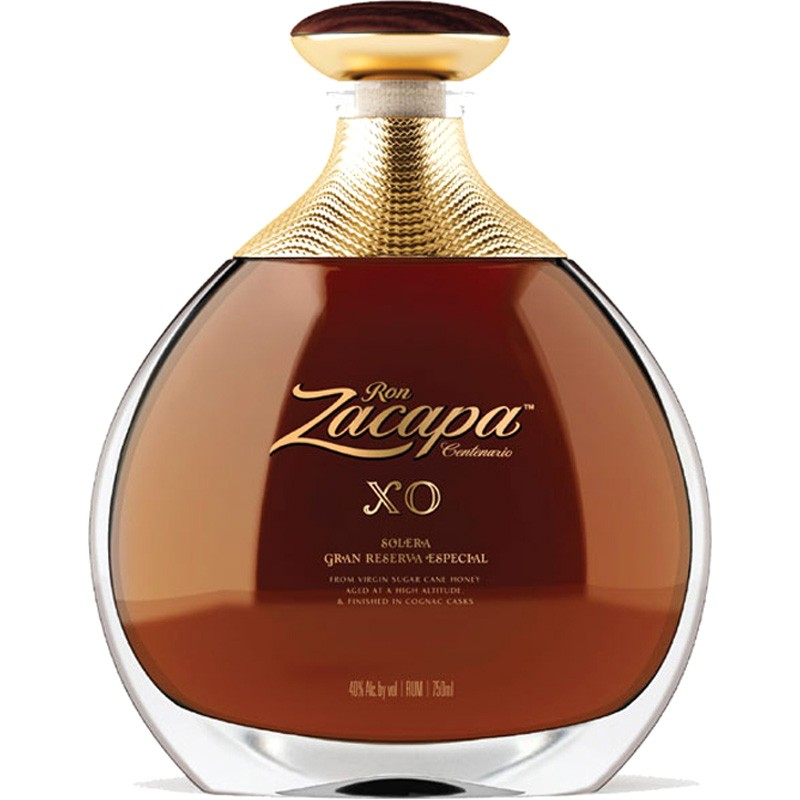 Rum Zacapa Centenario XO Reserva 25 Anos -