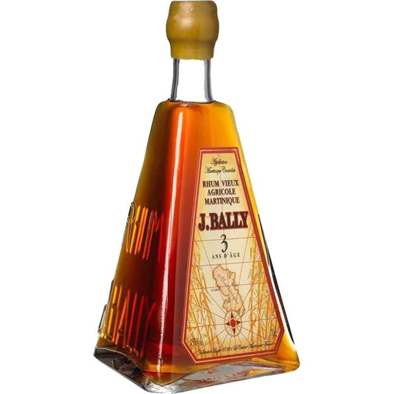 Rum J. Bally Pyramide 3 Anni -