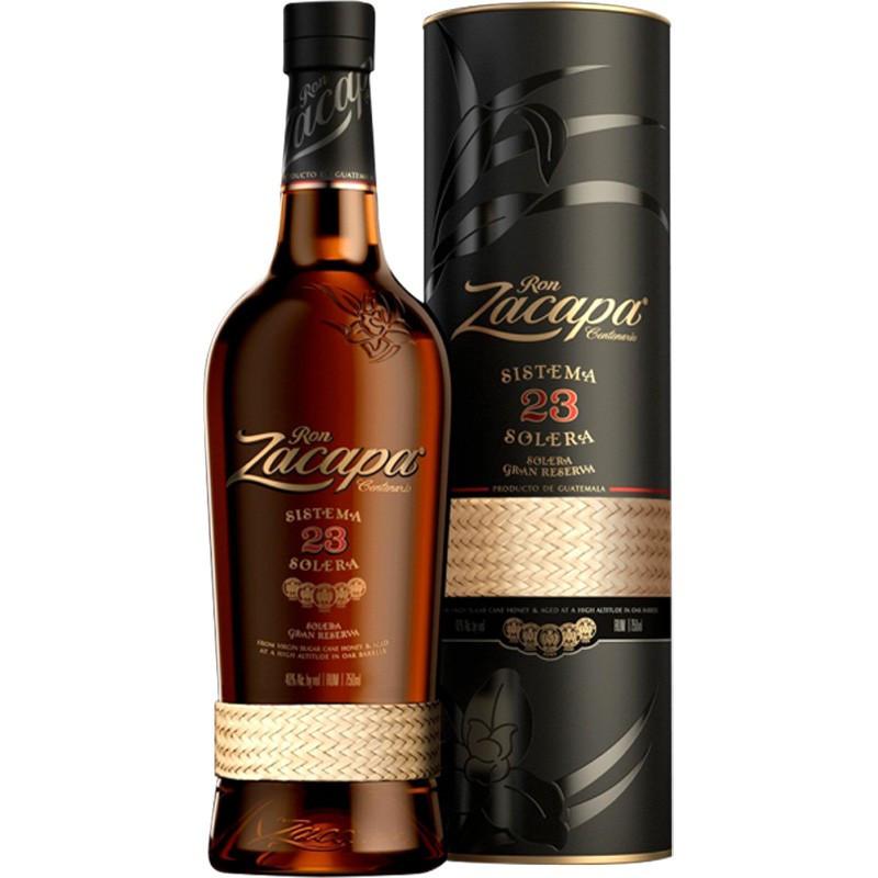 Rum Zacapa Centerario 23 Anos Gran Solera -