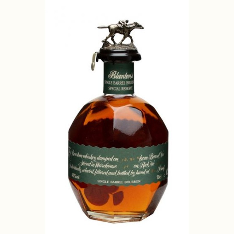 Whisky Blanton's Original Single Barrel Special Reserve Bourbon -