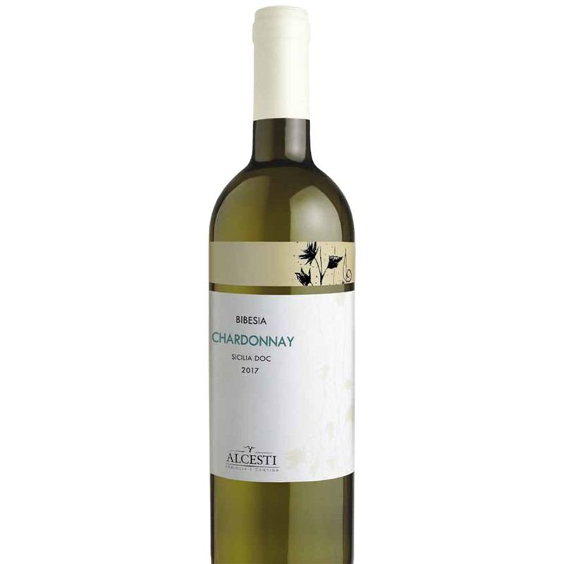 Alcesti Bibesia Chardonnay 2018 -