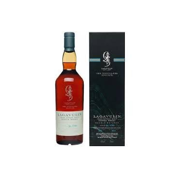 Lagavulin The Distiller's Edition 2001 -
