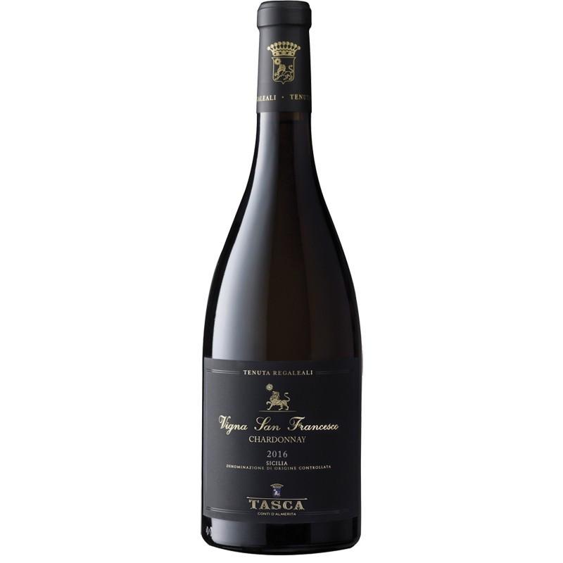 Tasca d'Almerita Chardonnay 2017 Vigna San Francesco -