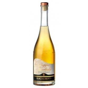 Magnoberta Grappa Morbida Barrique Cl. 70 -