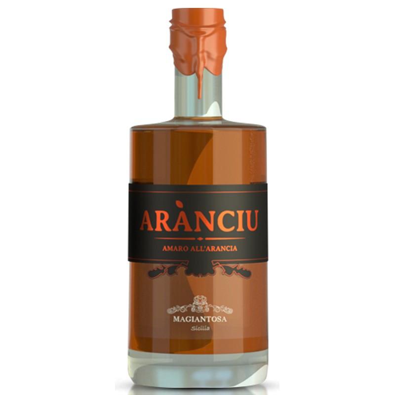 Arànciu Amaro di Arance Siciliane -