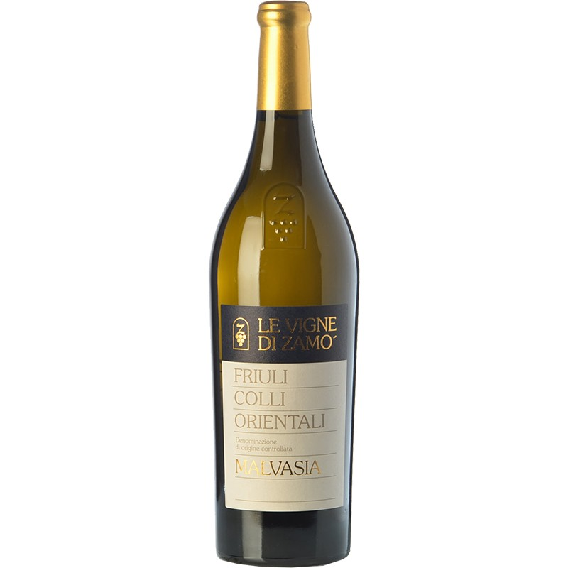 Le Vigne di Zamò Malvasia D.O.C. 2009