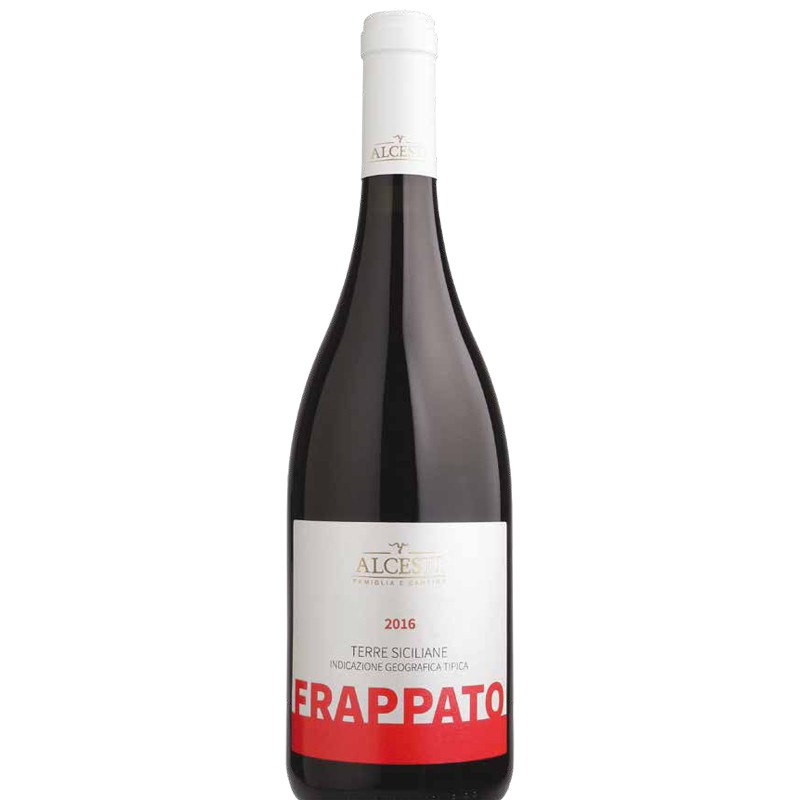 Alcesti Frappato 2018 -