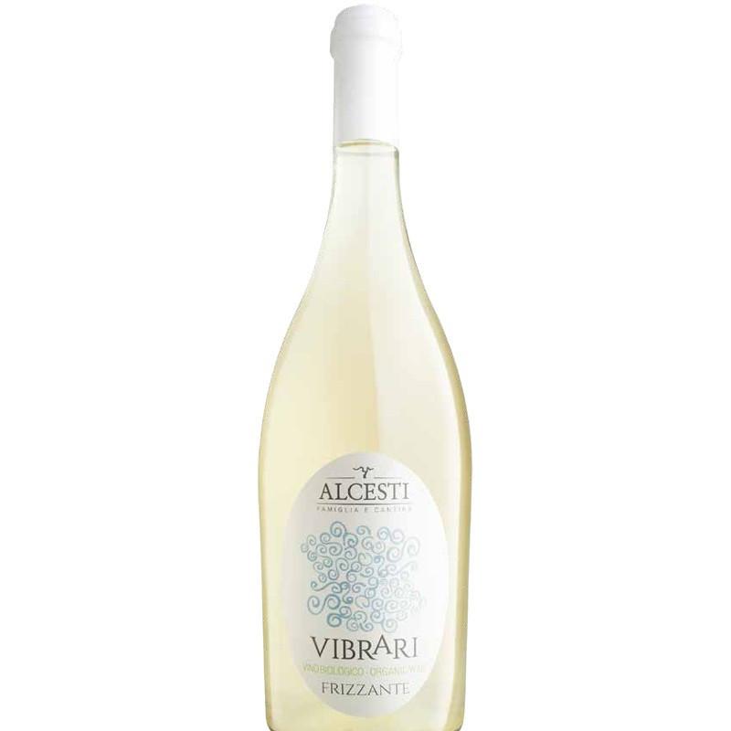 Alcesti Vibrari Vino Frizzante Bio -