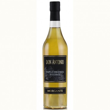 Morgante Don Antonio Grappa di Nero d'Avola -